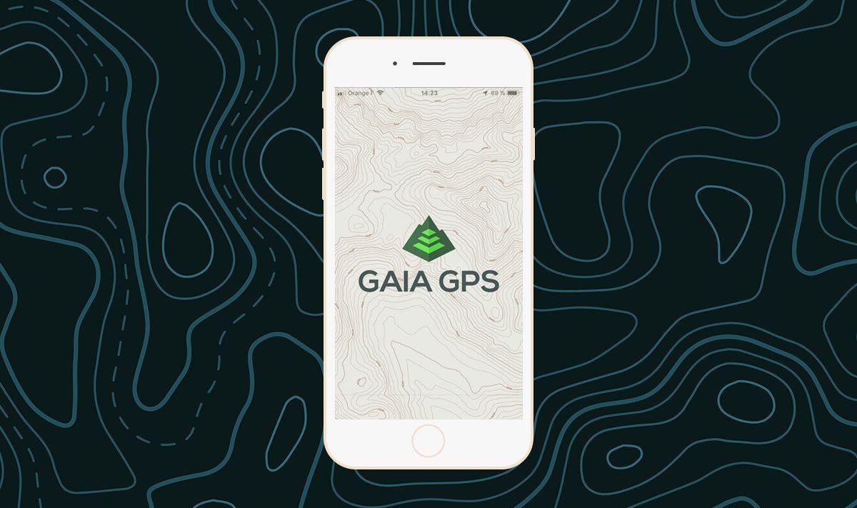 Utiliser son smartphone comme GPS en randonnée, bikepacking